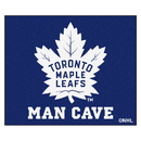 Fanmats 14496 NHL - Toronto Maple Leafs Man Cave Tailgater Rug 59.5