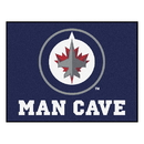 Fanmats 14505 NHL - Winnipeg Jets Man Cave All-Star Mat 33.75