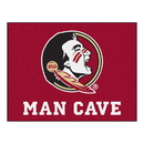 Fanmats 14545 Florida State Man Cave All-Star Mat 33.75