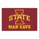 Fanmats 14556 Iowa State Man Cave Starter Rug 19