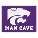 Fanmats 14561 Kansas State Man Cave All-Star Mat 33.75