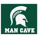 Fanmats 14570 Michigan State Man Cave Tailgater Rug 59.5