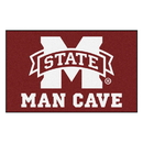 Fanmats 14575 Mississippi State Man Cave UltiMat 59.5