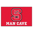 Fanmats 14579 NC State Man Cave UltiMat 59.5