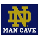 Fanmats 14582 Notre Dame Man Cave Tailgater Rug 59.5
