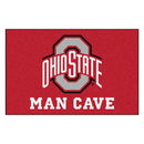 Fanmats 14584 Ohio State Man Cave Starter Rug 19