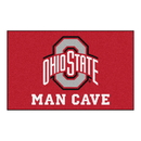 Fanmats 14587 Ohio State Man Cave UltiMat 59.5