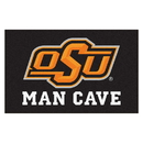 Fanmats 14591 Oklahoma State Man Cave UltiMat 59.5