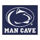 Fanmats 14598 Penn State Man Cave Tailgater Rug 59.5