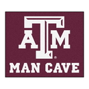 Fanmats 14610 Texas A&M Man Cave Tailgater Rug 59.5