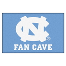 Fanmats 14620 North Carolina Fan Cave Starter Rug 19