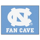 Fanmats 14621 North Carolina Fan Cave All-Star Mat 33.75