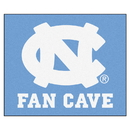 Fanmats 14622 North Carolina Fan Cave Tailgater Rug 59.5