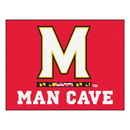 Fanmats 14661 Maryland Man Cave All-Star Mat 33.75
