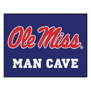 Fanmats 14673 Ole Miss Man Cave All-Star Mat 33.75