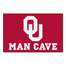 Fanmats 14684 Oklahoma Man Cave Starter Rug 19