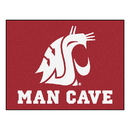 Fanmats 14717 Washington State Man Cave All-Star Mat 33.75