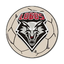 Fanmats 1471 New Mexico Soccer Ball 27