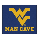 Fanmats 14722 West Virginia Man Cave Tailgater Rug 59.5