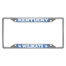 Fanmats 14817 Kentucky License Plate Frame 6.25