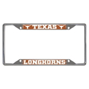 Fanmats 14826 Texas License Plate Frame 6.25