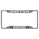 Fanmats 14836 NHL - Boston Bruins License Plate Frame 6.25