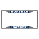 Fanmats 14844 NHL - Buffalo Sabres License Plate Frame 6.25