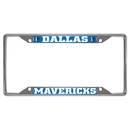 Fanmats 14853 NBA - Dallas Mavericks License Plate Frame 6.25