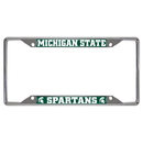 Fanmats 14865 Michigan State License Plate Frame 6.25