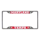 Fanmats 14910 Maryland License Plate Frame 6.25