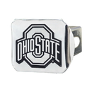 Fanmats 15049 Ohio State Hitch Cover 3.4