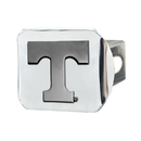 Fanmats 15061 Tennessee Chrome Hitch Cover 3.4