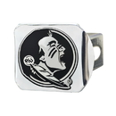 Fanmats 15085 Florida State Chrome Hitch Cover 3.4