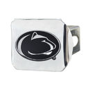 Fanmats 15088 Penn State Chrome Hitch Cover 3.4