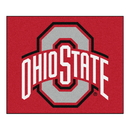 Fanmats 1516 Ohio State Tailgater Rug 59.5