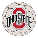 Fanmats 1518 Ohio State Soccer Ball 27