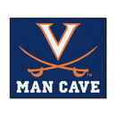 Fanmats 15537 Virginia Man Cave Tailgater Rug 59.5