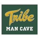 Fanmats 15545 William & Mary Man Cave Tailgater Rug 59.5