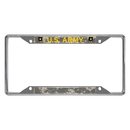 Fanmats 15688 Army License Plate Frame 6.25