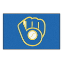 Fanmats 16842 MLB - Milwaukee Brewers