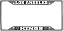 Fanmats 17162 NHL - Los Angeles Kings License Plate Frame 6.25