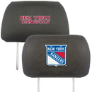Fanmats 17172 NHL - New York Rangers Head Rest Cover 10