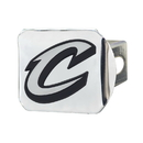 Fanmats 17200 NBA - Cleveland Cavaliers Chrome Hitch Cover 3.4