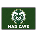 Fanmats 17257 Colorado State Man Cave Starter Rug 19