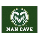 Fanmats 17258 Colorado State Man Cave All-Star Mat 33.75