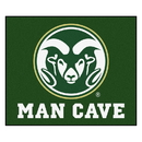 Fanmats 17259 Colorado State Man Cave Tailgater Rug 59.5
