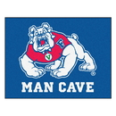 Fanmats 17262 Fresno State Man Cave All-Star Mat 33.75