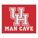 Fanmats 17303 Houston Man Cave Tailgater Rug 59.5
