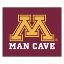 Fanmats 17307 Minnesota Man Cave Tailgater Rug 59.5