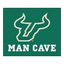 Fanmats 17319 South Florida Man Cave Tailgater Rug 59.5